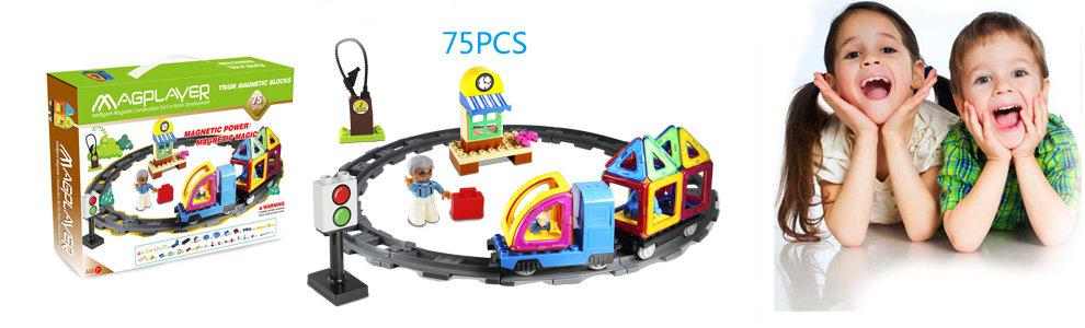 Картинки по запросу Magplayer Toy Set