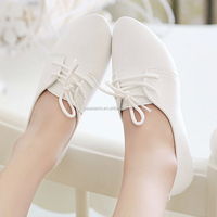 AL2274SW Fashion brand breathable female korean student shoes casual flat women' shoe