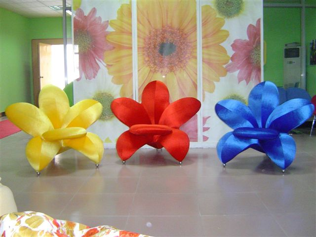 Modis Unique Flower Chairs   Buy Art Furniture Product On Alibaba.com