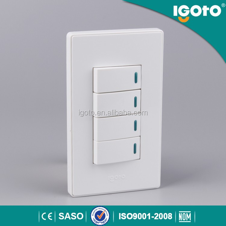 Type Of Light Switches - Home Safe