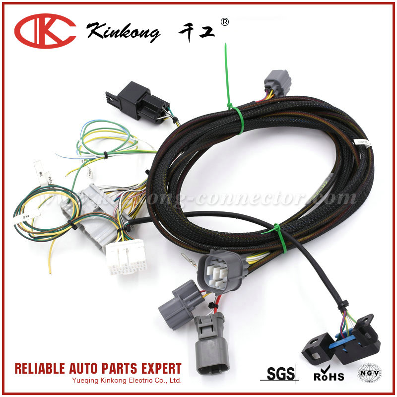 Kinkong Wire Harness Assembly Integra DC 94 auto wire harness seal, auto wire harness seal suppliers and Wire Grommets Rubber Harness Aplications at gsmportal.co