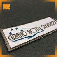embroidered patches with adhesive back