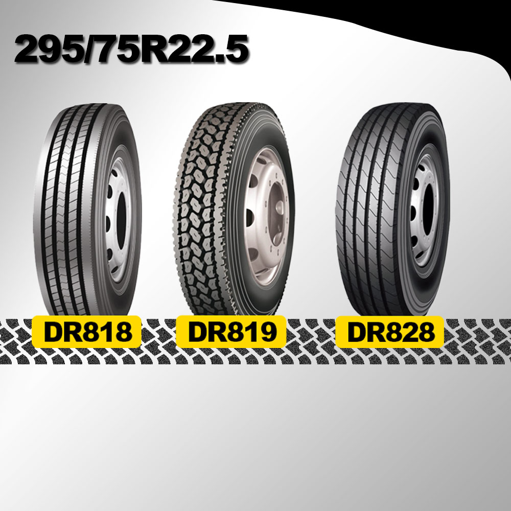 trade assurance supplier cheap radial best chinese 295 75 22 5 trucks tires
