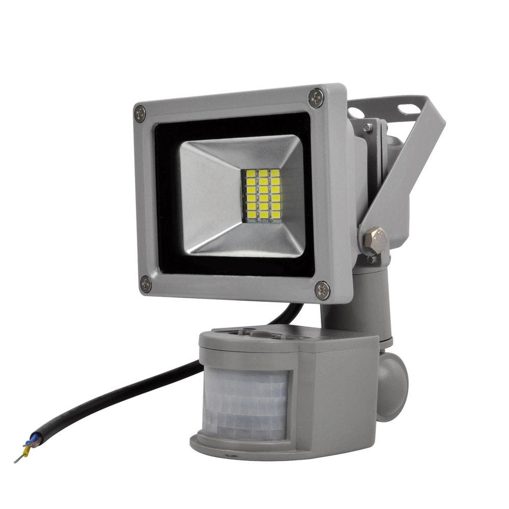20W Cool White PIR Motion Sensor SMD LED Flood Light