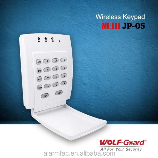 Популярные беспроводная клавиатура сигнализация для дома службы безопасности