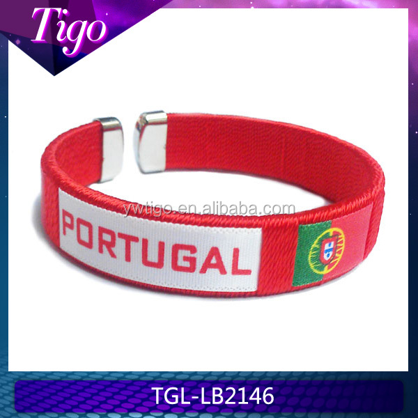 Custom Embroidered Bracelet Supplieranufacturers At Alibaba