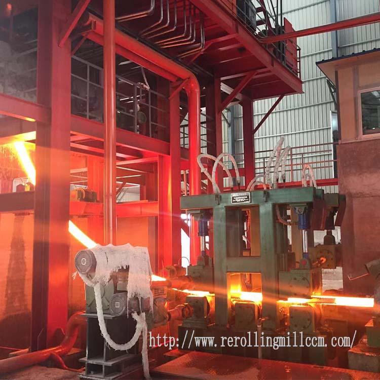Çin CCM Tedarikçi Otomatik CNC Çelik sürekli döküm makinesi