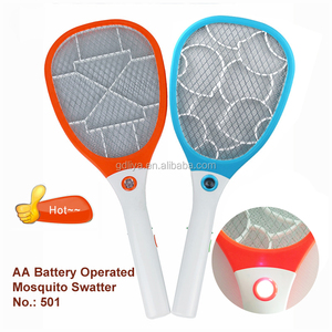 Mosquito Swatter With Torch/Rechargeable Mosquito Racket/Electric Mosquito Killer With Led Light
