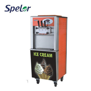 New Commercial Icecream Maker Machine With CE Certification
