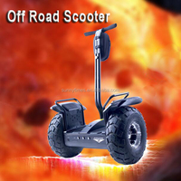 Sunnytimes 72V Adults Two Wheels Off Road Electric Scooter With Big Tire Self Balancing Electric Scooter