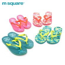 Cheap Wholesale Custom Non-Slip Comfortable Women Beach Flip Flops