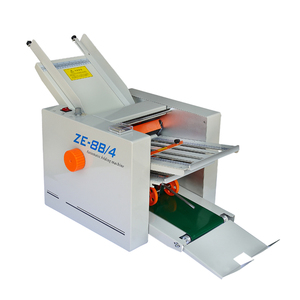 [A3 folding machine]commercial letter & booklet folding machine