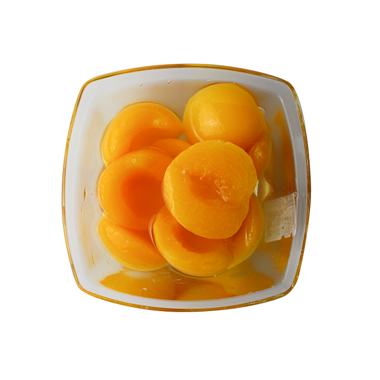 425*24 fresh canned yellow peach