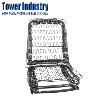 Surprising Automotive Power Adjustable Steel Seat Frame For Car Seat View Seat Frame Tower Industry Product Details From Ningbo Tower Machinery Co Ltd On Pabps2019 Chair Design Images Pabps2019Com