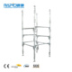 Haki Haky system scaffolding made in China OEM for sales