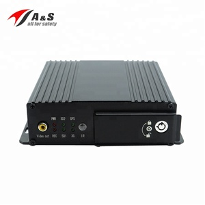 H.264 8CH 3G SD Card Mobile Mini DVR