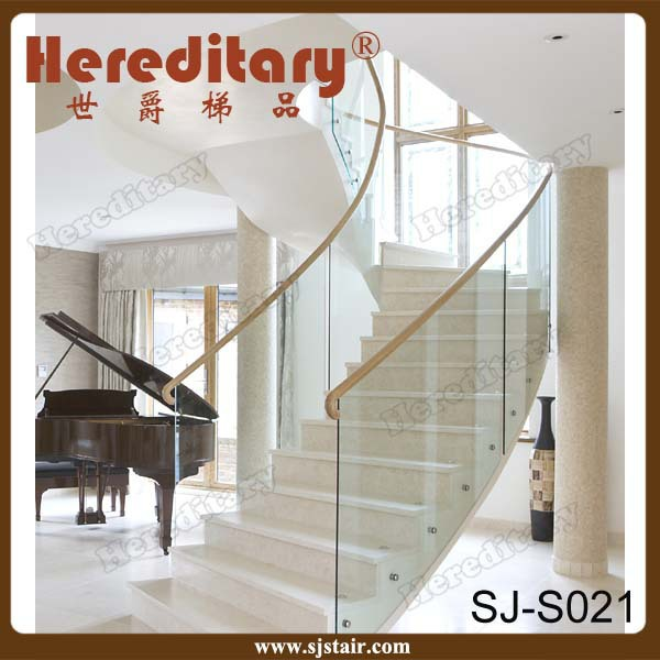 Curved Glass Stair Railing Standoffs, Curved Glass Stair Railing Standoffs  Suppliers And Manufacturers At Alibaba.com