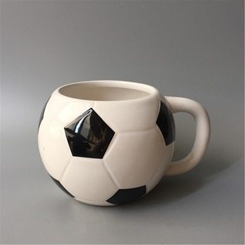 Ceramic On Mug Football Shape ball 3d football Buy Mug Product Mug Coffee Sc3qAj54RL