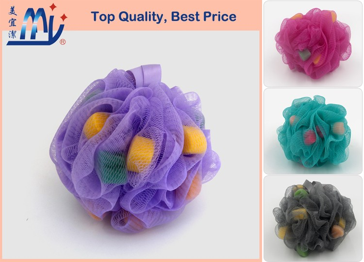 beautiful puff flower mat - 750×540
