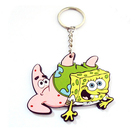 Factory Directly Eco-friendly Ruber Cheap USA Fish Keychains In Bulk