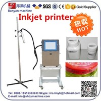 YB-15PM Economic automatic expiry date printing inkjet printer