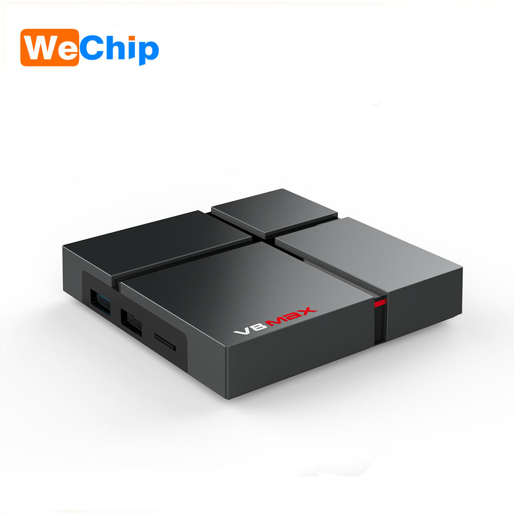the newest chipset S905Y2 quad-core with 1000MB android 8.1 A95x plus 4GB DDR4 32GB EMMC rocket speed set top box