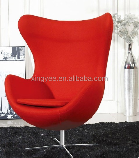 china fabric egg chair, china fabric egg chair manufacturers and