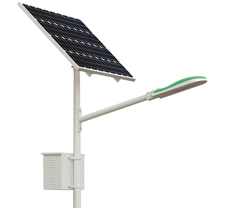 Die-Casting Aluminum 30W IP66 led module solar street lamp