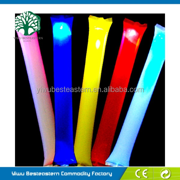 Led Stick Touch Lamp, Led Glowing Cheer Sticks, Promotion Gift Led Cheering Stick