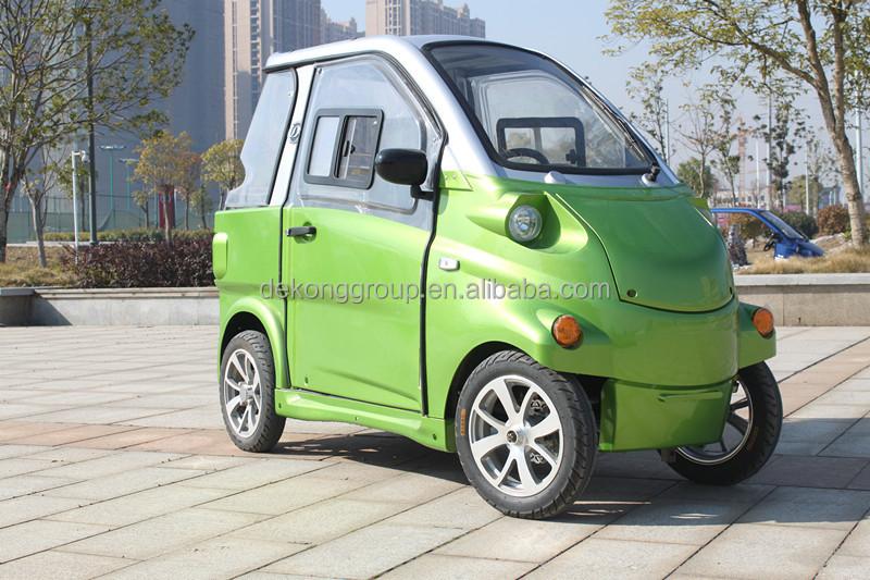 טוב מאוד חמה למכירה! שני מושבים סיני מיני רכב חשמלי, רכב חשמלי קטן למכירה QA-07