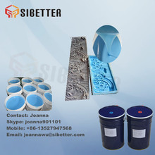 Liquid Silicone Mold Making rubber for Casting Sculpture Statue Moulds
