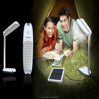 Portable Hid Heavy Duty Led Solar Emergency Rechargeable Light& Fan