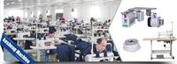 industrial sewing machine servo motor 400W/500W/750W/110V/220V
