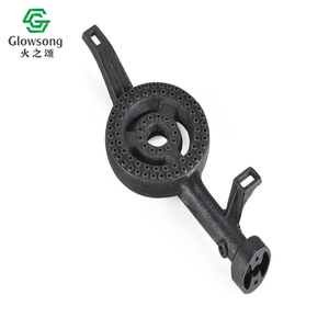 Factory direct sale gas burner camping stove parts cast iron