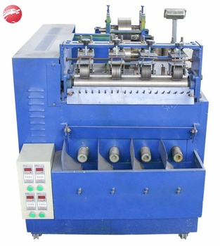 Best quality Linyi supplier ss spiral cleaning ball making  machine