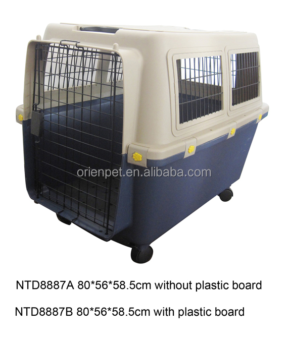 Dog plastic carrier pet carrier Ready stocks NTD8887 ORIENPET & OASISPET Pet products