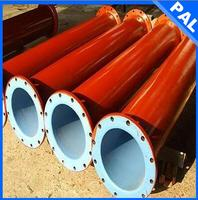 Dia 63mm high quality uhmwpe material cable pipe used in coal washing industry