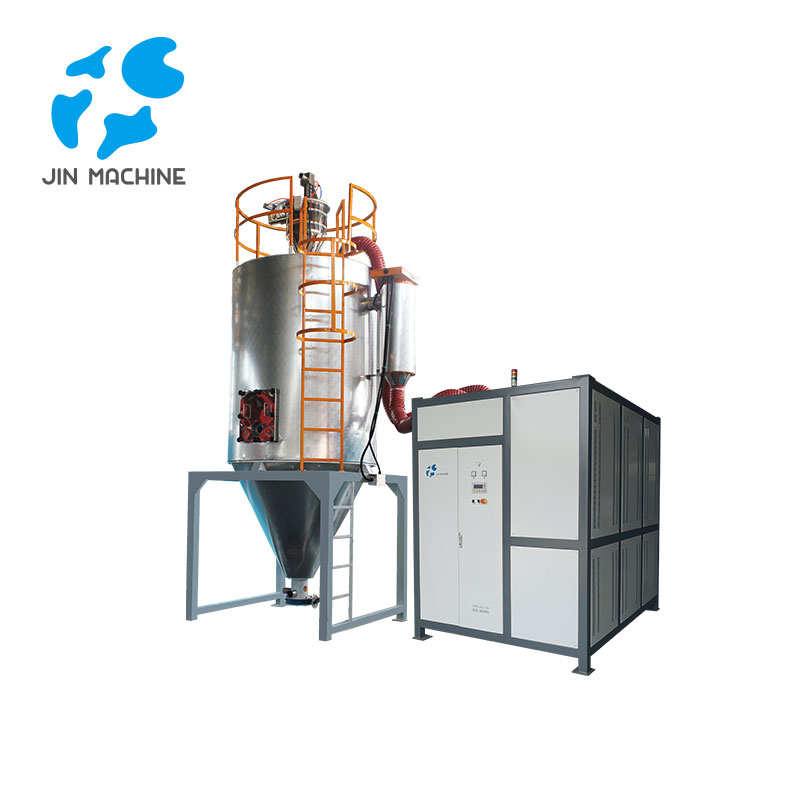 Jin Machine Five star 304 Stainless Steel PET dehumidifier desiccant in dryer