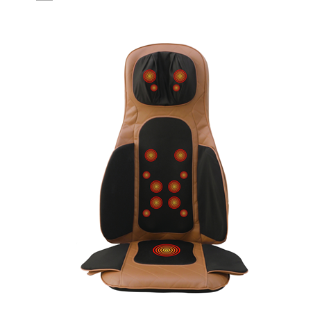 SUNWTR chair seat massage cushion indoors with ties health balance cushion