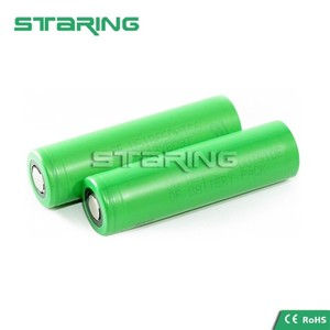 100% original e-cigarette us18650vtc6 3.7V 3000mah vtc6 18650 lithium battery for sony