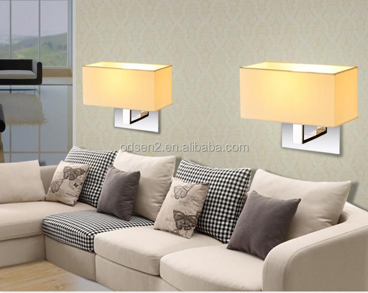 Semplice lampada da parete camera da letto dellhotel decorativo