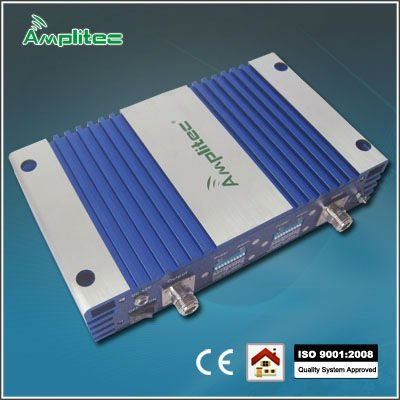 Amplitec C20C EGSM & DCS Repeater/ Extension of the GSM900 & 1800Mhz Dual wide Band Signal booster/ 70dB