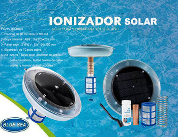 Solar Swimming Pool Ionizer,Ionizador Solar Piscinas - Buy Solar Pool  Ionizer,Ionizador Solar Piscinas,Solar Pool Cleaner Product on Alibaba.com