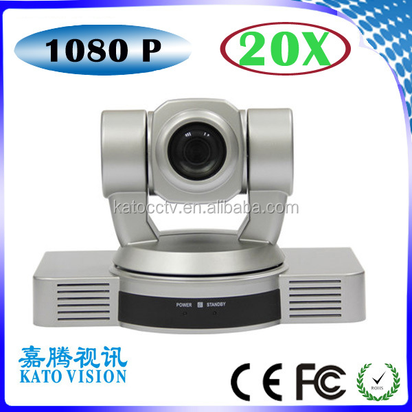 Low Price 20x Zoom Lens Conference Camera Full Hd 1080p Conference System