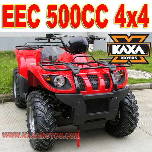 500cc 4x4 Chinese Atv For Sale