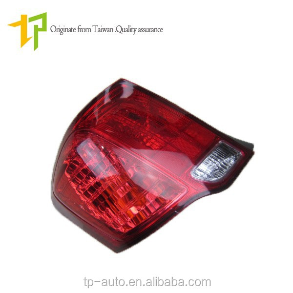 China wholeasle car tail lamp 81550-12A20 auto tail light for Toyota Axio Fielder 06