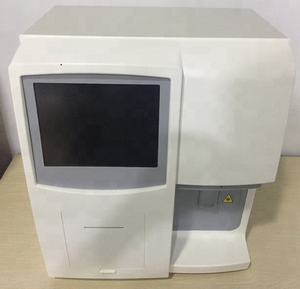 A26 60 Test/Hour 3 Part Differential Blood Cell Counter Intelligent CBC Test Machine Auto Hematology Analyzer