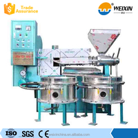 Small Coconut Oil Extraction Machine With Oil Filter