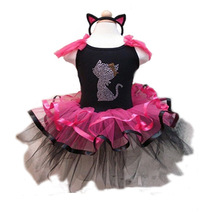 Kids Christmas Gift Minnie Mouse Party font b Fancy b font Costume Cosplay Girls Ballet Tutu