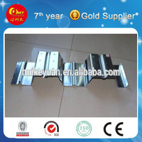 Roll Machinery for decking tiles , cold formed line
